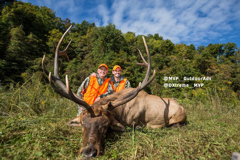 Kentucky Elk Hunt with OMM Outfitters